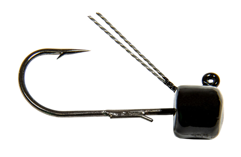 NEW!!! Z-Man Pro Shroomz Weedless Ned Rig Jigheads 4 pack