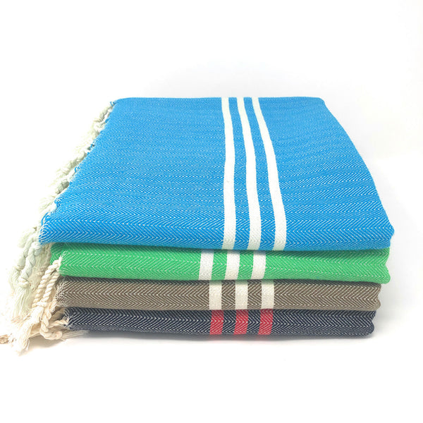 Organic Turkish Towel, Turkish Towels, Beach Towel, Bath Towels, Peshtemal, Cotton Towel, Hammam Towels, Reef Towel