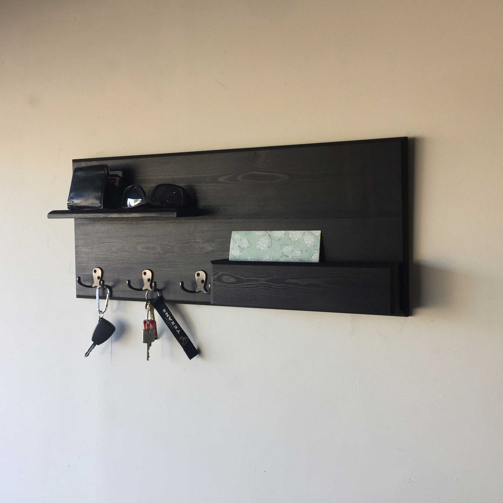 Woodymood Lucky Wall Organizer Shelf