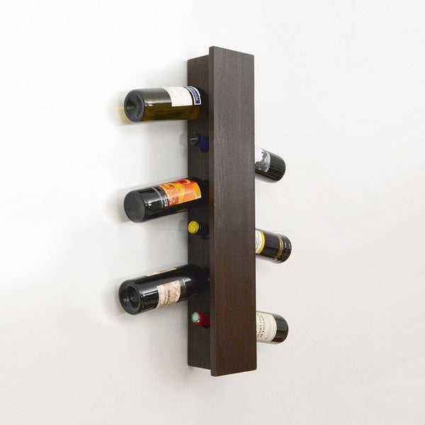 Woodymood Sto Wine Rack-Wenge