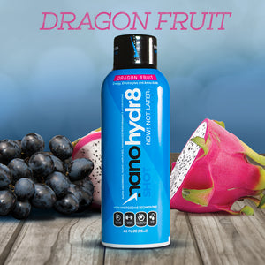 Load image into Gallery viewer, Original Dragon Fruit 12 pack - 4oz Shooters - NanoHydr8