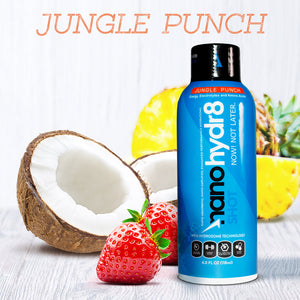 Load image into Gallery viewer, Original Jungle Punch 12 pack - 4oz Shooters - NanoHydr8