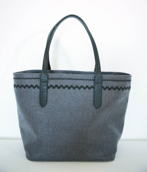 Large Tote- Black  $395