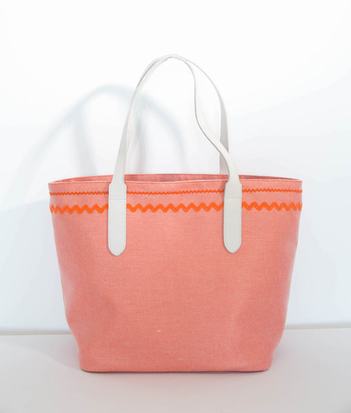 Large Tote- Orange  $395