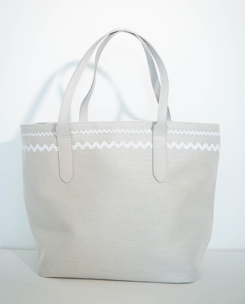 Large Tote- Grey  $395