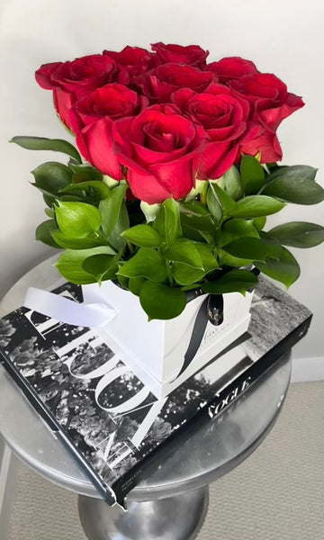 Be Mine Rose Box