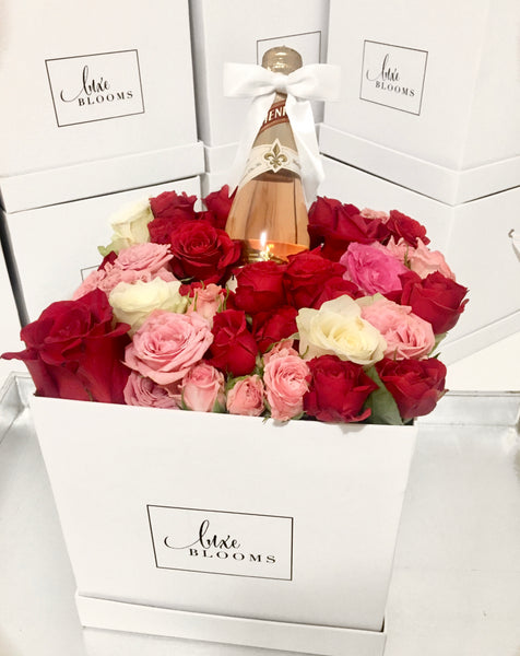 Celebration Bloom Box | Luxe Blooms