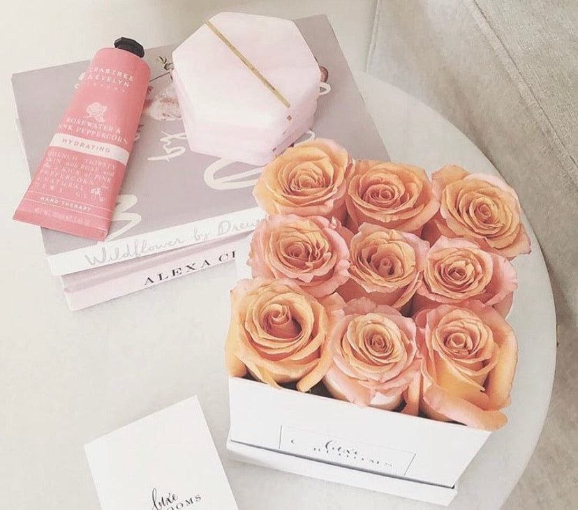 PEACH Mini | Luxe Blooms