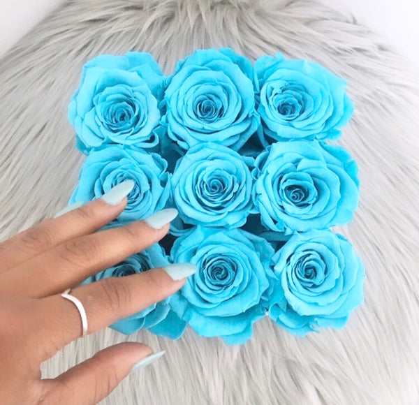 Infinity Blue | Luxe Blooms