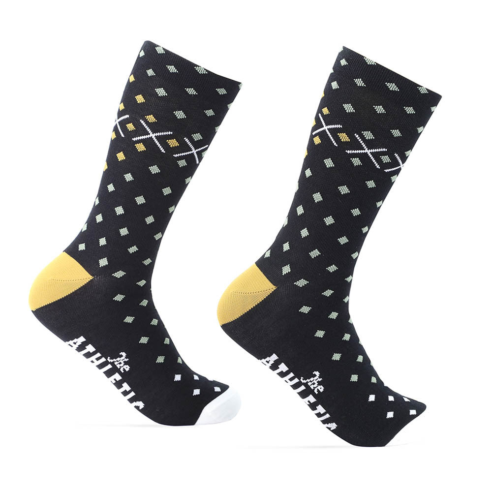 The Athletic x 290SQM Merino Wool Sock - Black