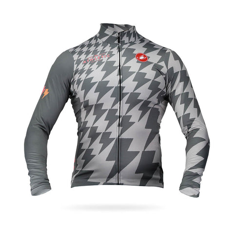 Men's Lightning Bolt Long Sleeve Jersey