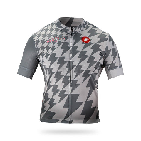 Men's Lightning Bolt Short Sleeve Jersey