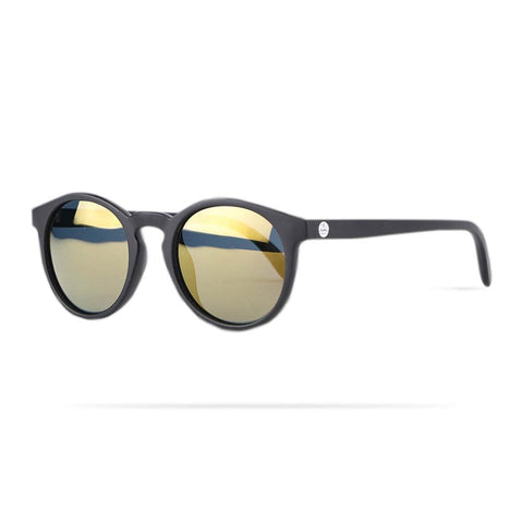 Sunski Sunglasses -- Dipseas Gold/Black Polarized