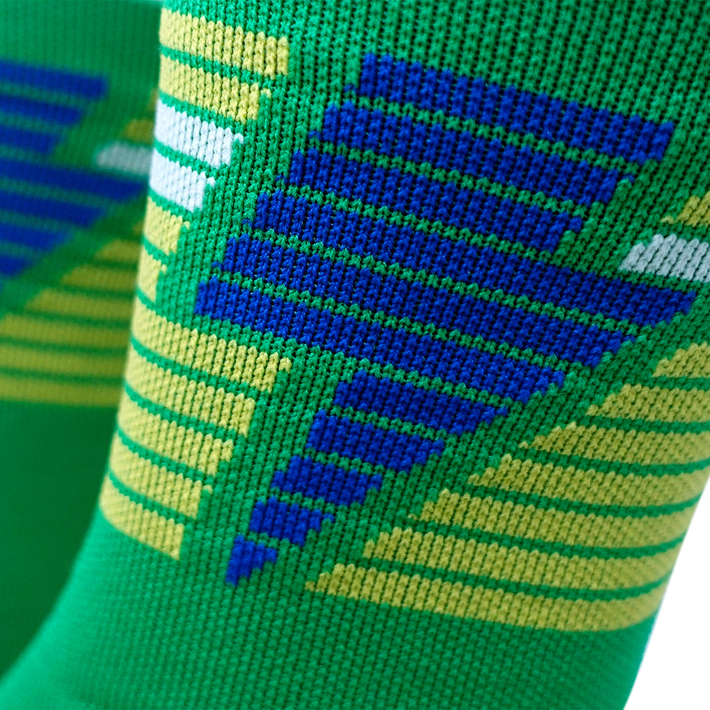 National Collection Tribute Sock - Brasil