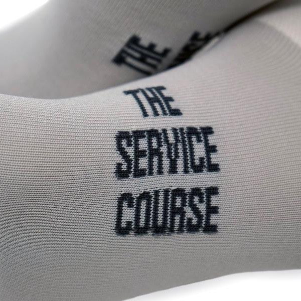 The Service Course Socks