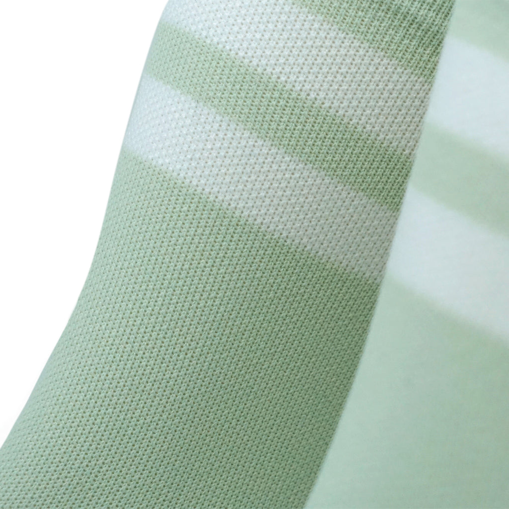 Triple Double Thin Weight Sock - Minty Fresh