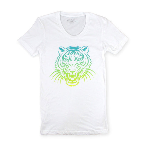 Faded Tiger T-shirt - Women's