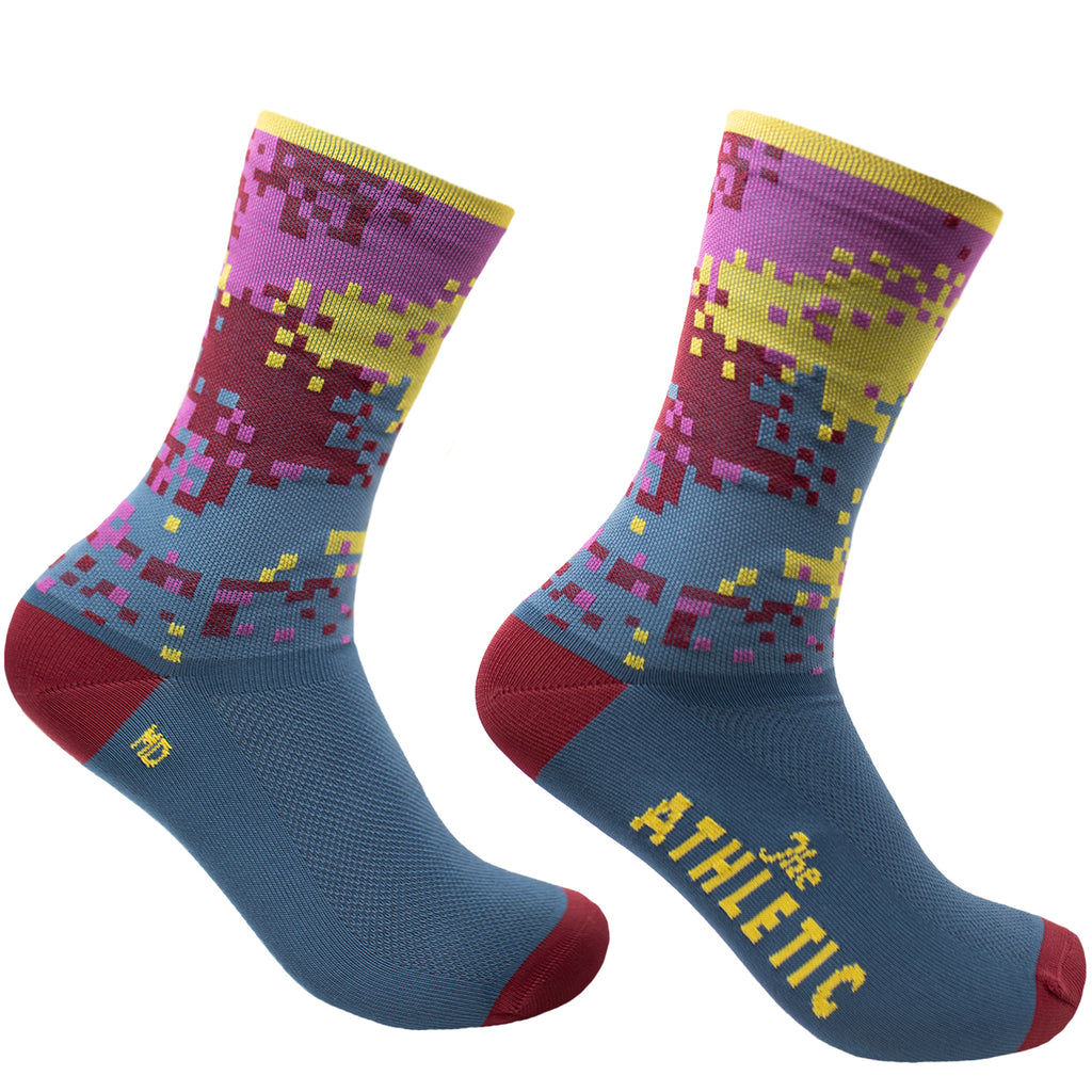 Digi Camo Socks - Legion Blue