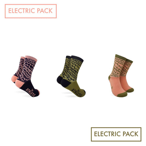 Electric Sock Super Pack