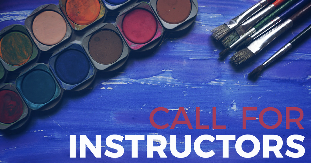 Call for Instructors