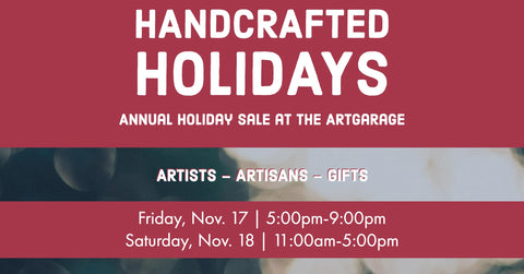 HANDCRAFTED HOLIDAY SALE!