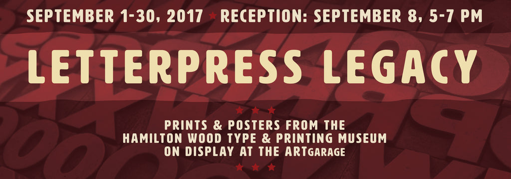 Letterpress Legacy: Hamilton Wood Type & Printing Museum