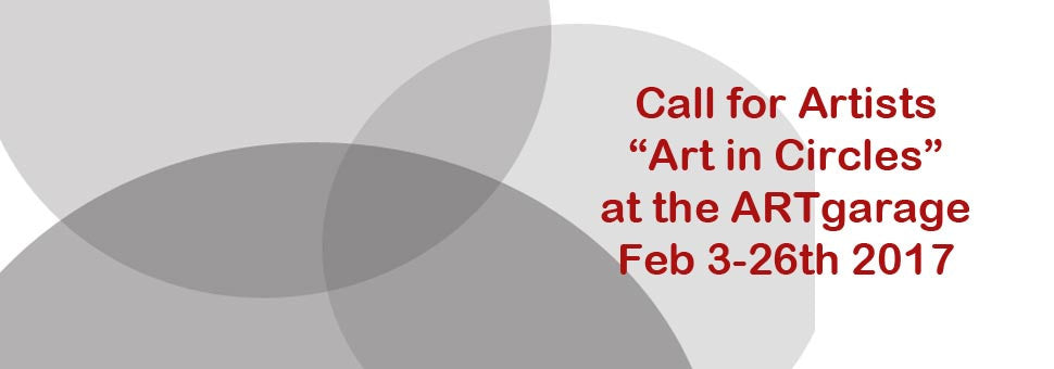 "Call for Artists - ""Art in Circles"""