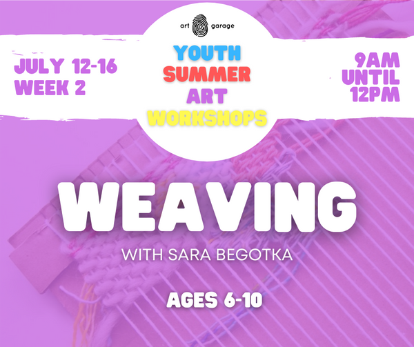 Weaving (Ages 6-10) AM