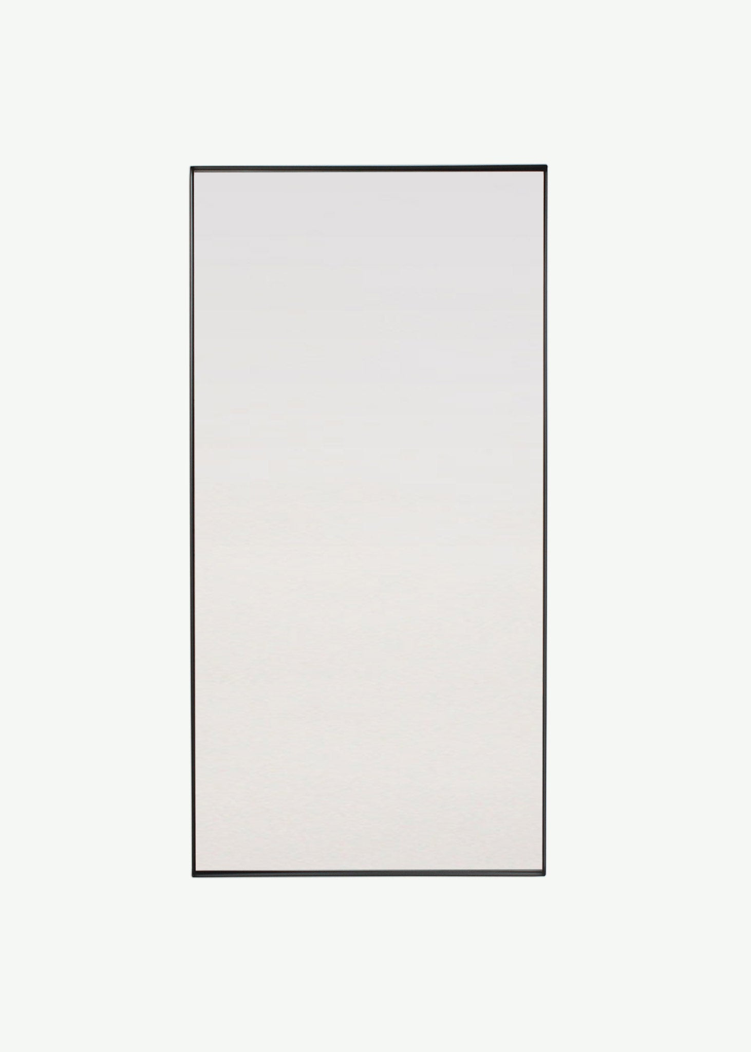 Deep Frame Square Edge Mirrors - LED Backlit