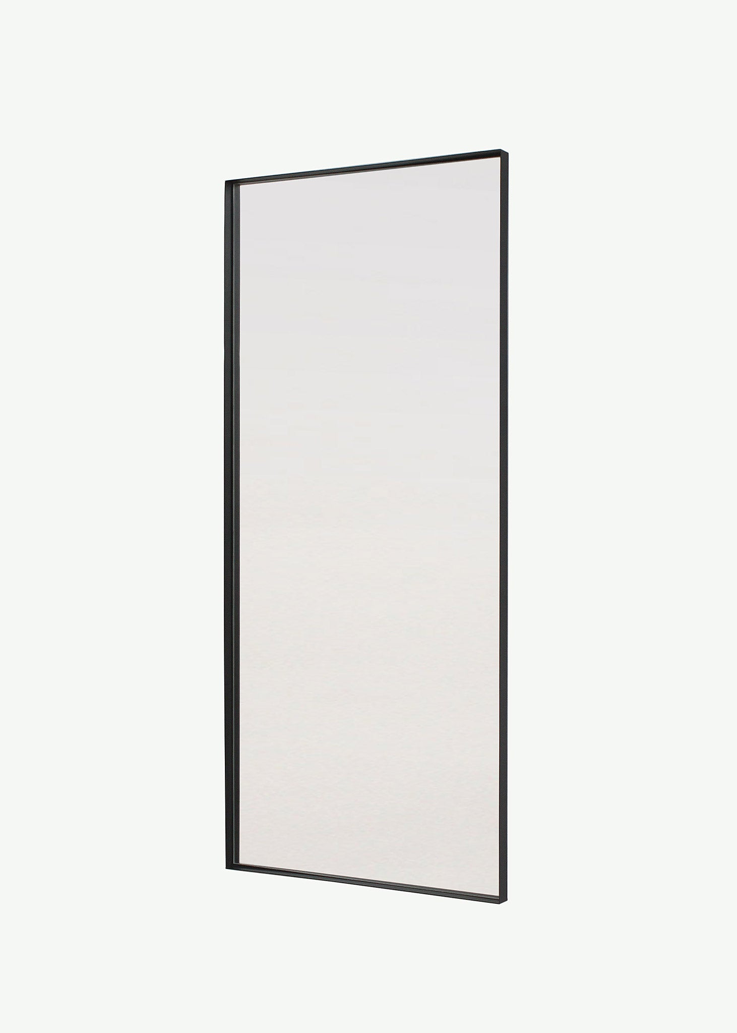 Deep Frame Square Edge Mirrors