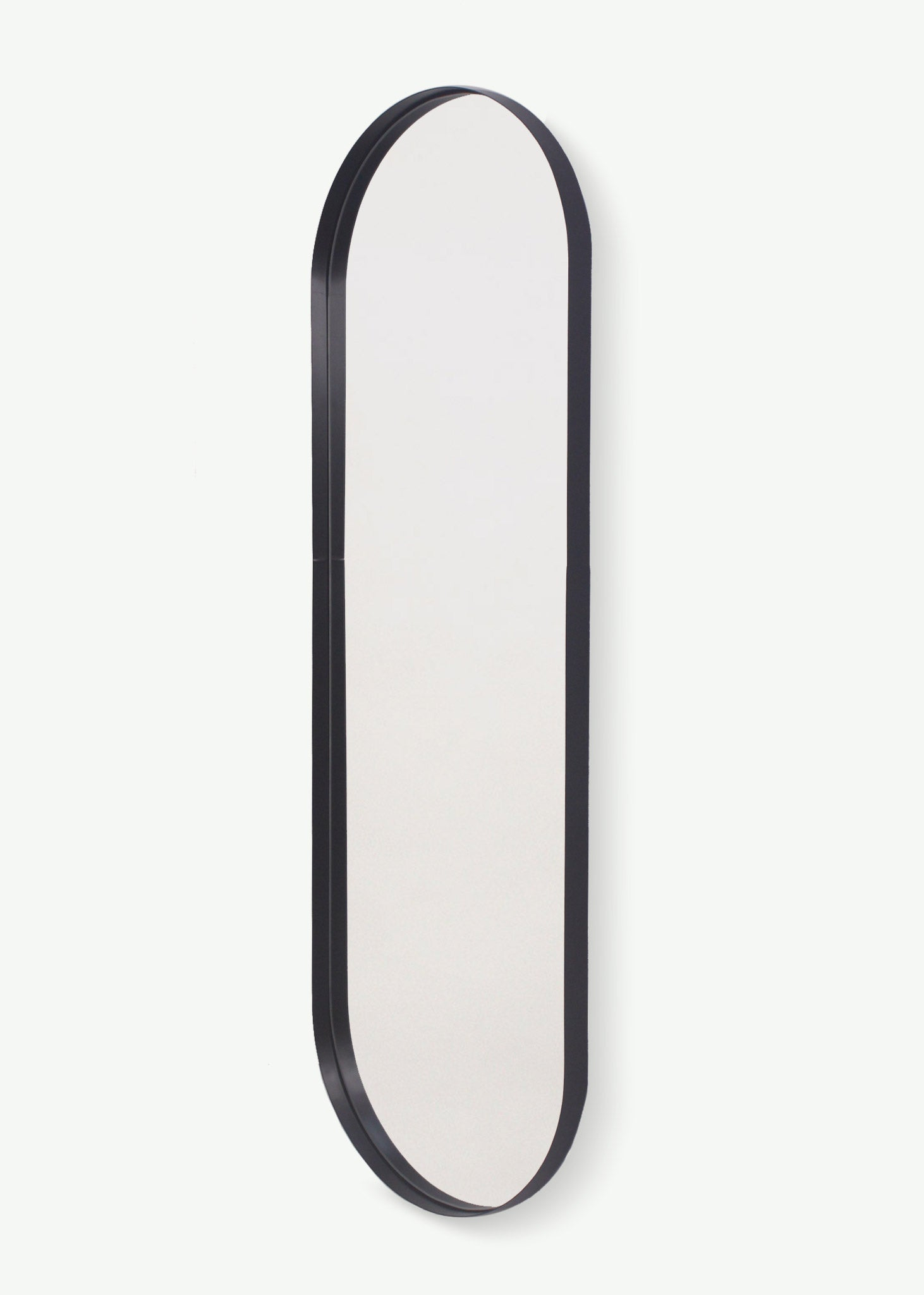 Deep Frame Pill Mirrors