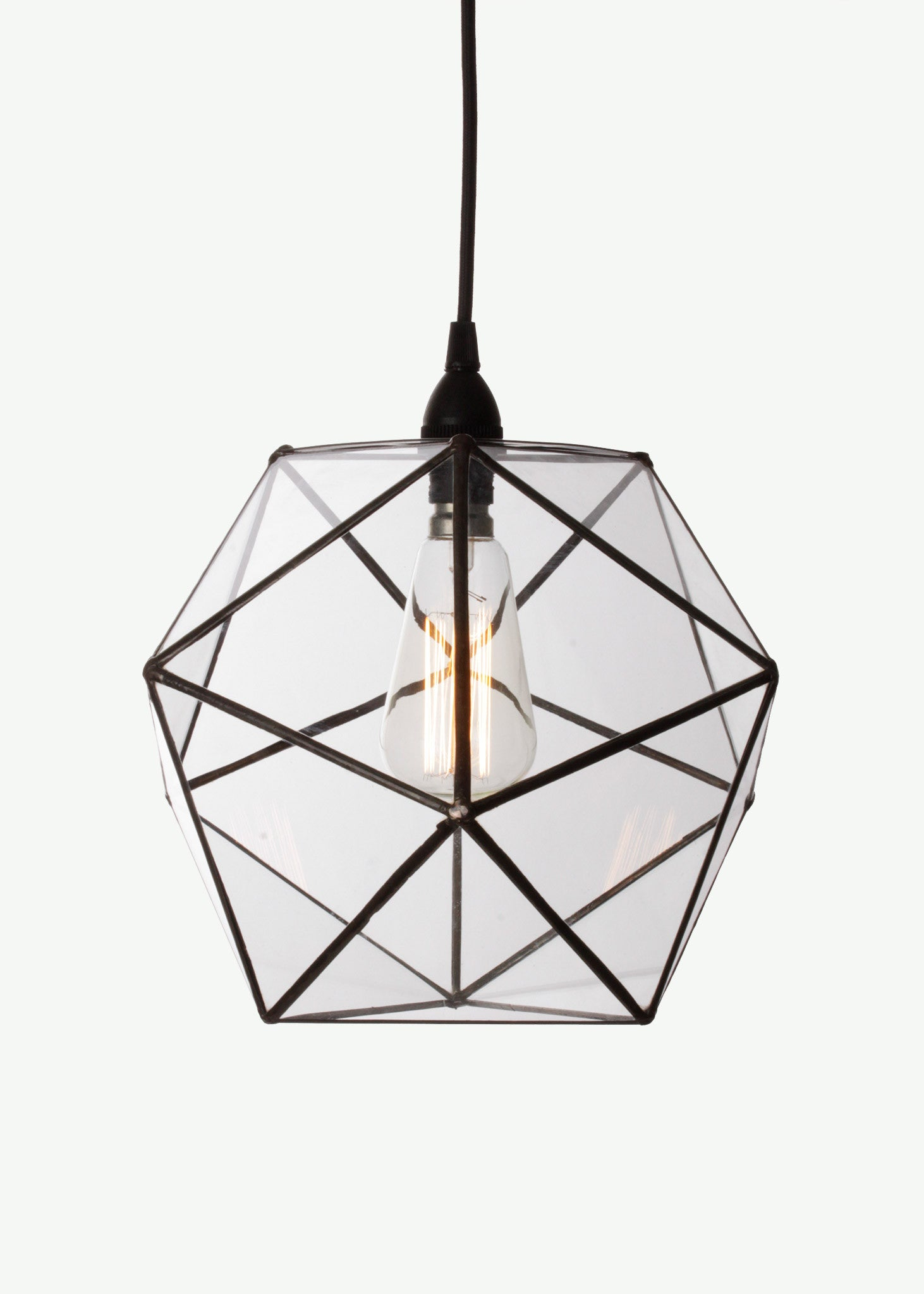 Arkivio Glass Pendant Light