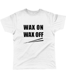 Wax on Wax off