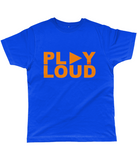 PLAY LOUD t-shirt