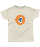Gas 4 retro t-shirt