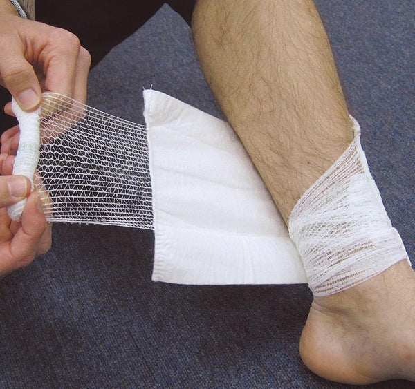 Large Sterile Hse Wound Dressing Jax First Aid