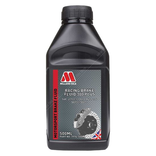 Millers Oils Racing Brake Fluid 300+ - 500ml