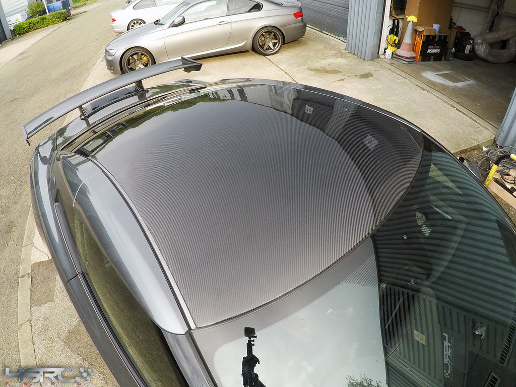 Nissan GT R35 Full carbon roof skin - Cover type - 4 Second Racing Club