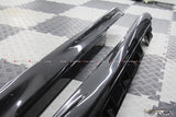 MY17 Nissan GTR35 OEM style carbon side skirts