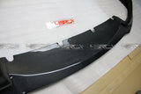 BMW 4 Series 2014 - 2017 Carbon Fibre Front Splitter - 4 Second Racing Club
