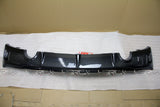 BMW 2 Series 2014 - 2016 F22 235i Carbon Fibre Rear Diffuser - 4 Second Racing Club