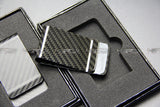 Dry carbon money clip - 4 Second Racing Club