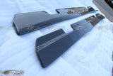 Nissan GT R35 full carbon fibre side skirts add on extension - 4 Second Racing Club