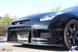 Nissan GT R35 Race Spec Front Bumper - 4 Second Racing Club