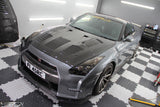 Nismo Style Carbon Side Skirts - 4 Second Racing Club