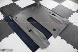 Nissan GT R35 DBA 2012 -2019 Under Tray / Diffuser Plate - 4 Second Racing Club