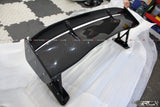 Mitsubishi Evolution Lancer 789 Carbon Spoiler - 4 Second Racing Club