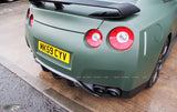 Nissan GTR35 2009-2011 CBA carbon rear diffuser kit - 4 Second Racing Club