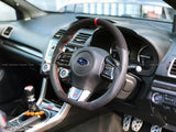 2015+ Subaru Steering Wheel 4SRC Bespoke Made - 4 Second Racing Club