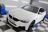 BMW  F87 M2, F80 M3, F82 M4 GTS style full carbon rear spoiler - 4 Second Racing Club